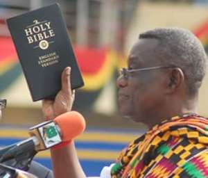 The Mistake Ghanaians Made in Electing President Mills