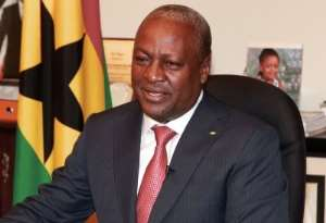 PRESIDENT MAHAMA MUST APOLOGIZE TO GHANAIANS FOR HIS DIVISIVE COMMENT IN KUMASI