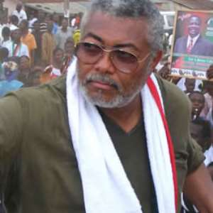 JJ Rawlings Is Unconsciously Destroying The Future Of NDC