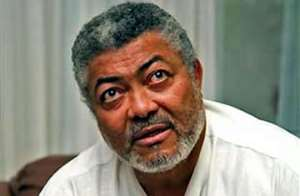 Rawlings snubs the NDC… to gain what?