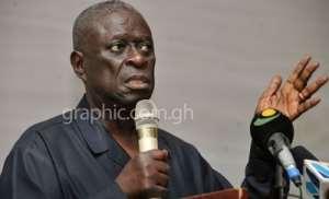 Breaking News: P. V. Obeng is dead
