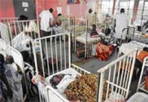 About 100 babies in Tamale receive Pnuemococcal and Rotavirus