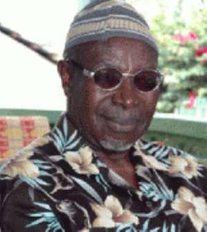 Mr Kofi Bentum Quantson - former Director,  BNI