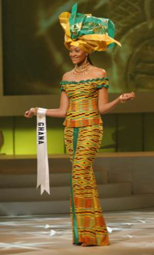 Menaye Donkor - Royal Stool Bearer and Title Holder