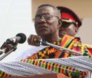 IS MILLS PRESIDENT OF GHANA OR PRESIDENT OF JUDGEMENT DEBTS?