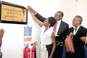 UG names Law Faculty building after Mills, Kuenyehia