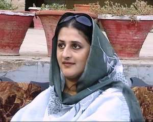 Parliament sectory for Health , Mahreen bhutto