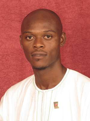 MOHAMMED MURTALA  -- NATIONAL YOUTH ORGANISER