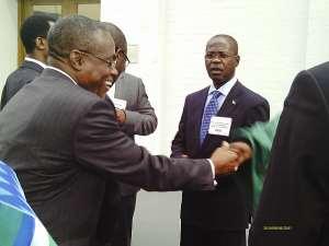 Ghanaian Economy Provides Attractive Returns on Investment  - Professor Kwaku Dando-Boafo