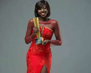 Actress Ama Ampofo Opens Up To NEWS-ONE