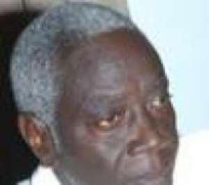 Dr Kwadwo Afari-Gyan - Electoral Commissioner