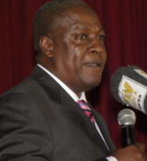 AN OPEN LETTER FROM A STUDENT TO THE PRESIDENT H.E. JOHN DRAMANI MAHAMA