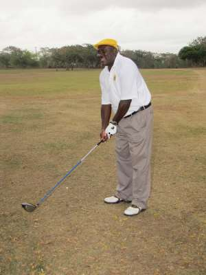GOLF INTRIGUES! EXCLUSIVE INTERVIEW WITH MIKE IKPOKI – MTN BOSS, GH