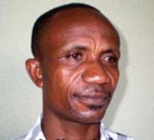 Mr Kwaku Kaakyire Oppong-Kyekyekut