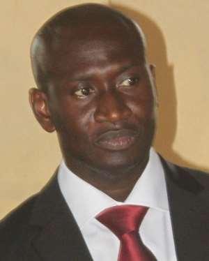 MR. PHILIP PADI, COMMISSIONER OF KLOMA GBI.