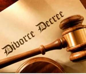 Divorce increases psychological problems among women.