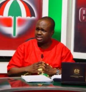 Dr. Omane Boamah writes to Mills again : Tain was a blessing