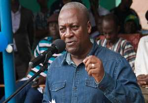 Police begins investigation into Mahama's 'Kumasi tape'