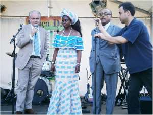 Hamburg Celebrates Africa Day