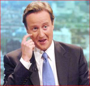 David Cameron-UK Prime Minister