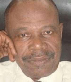 George Ayisi-Boateng - founding Member of NPP