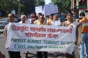 Assam armed groups: Revolution gone, terrorism on