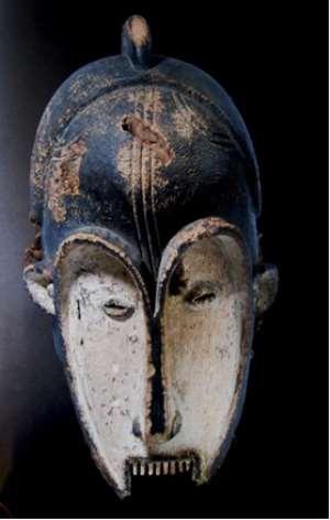 Ngil Mask, Fang, Gabon