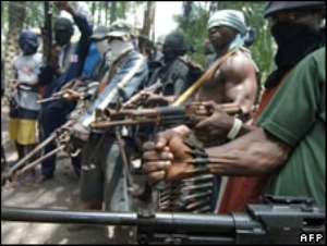 Militants in the Niger Delta region are being urged to embrace peace