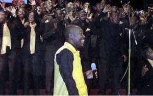 Harbour City Mass choir raises the gospel bar