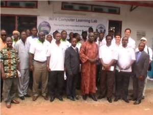 SBIG COMPLETES 4TH COMPUTER LAB AND LIBRARY IN GHANA
