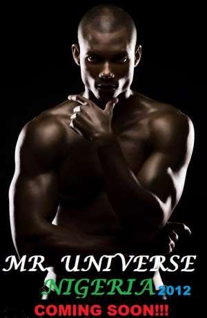 MR. UNIVERSE NIGERIA 2012
