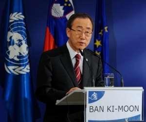 UN Secretary-General launches 'Zero Hunger Challenge' campaign