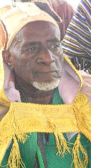 Yagbonwura Tuntumba Boresa I