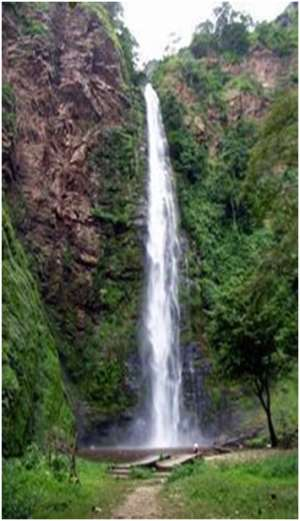 Wli Waterfall: A Tourist Attraction Worth Visiting.