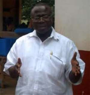 Kill any intruders at NPP headquarters - Amoako Tuffuor
