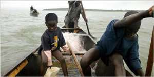 NGO embarks on projects to rescue children from Volta Lake