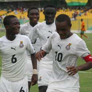 Ghana coach backs Starlets to qualify