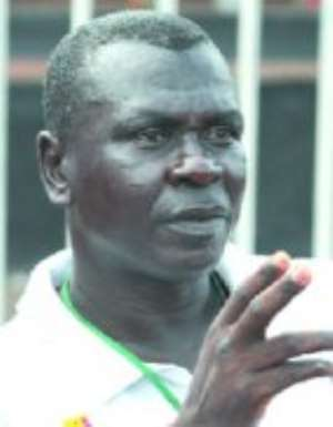 Shattered dream: Starlets coach Frimpong Manso