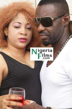 Nollywood's Jim Iyke Romances Cameroonian Actress, Solange Ojong.