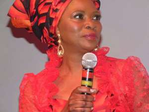 Justina Mutale Joins Queen Of Sheba III To Address Humanitarian Summit In New York