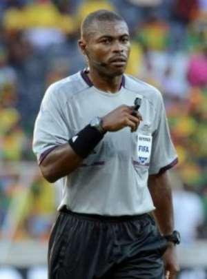 AFCON 2015: Contoversial Gabonese referee Otogo Castane named for Ghana's crucial semi-final clash with Equatorial Guinea