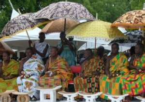 Akuapems celebrate annual Odwira festival