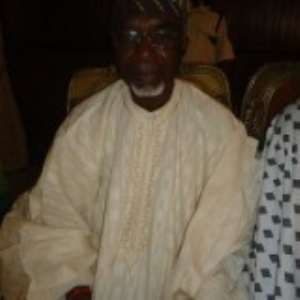 Ex Gbenga Daniel ally, The
