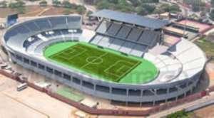 The Beautiful Ohene Djan Stadium