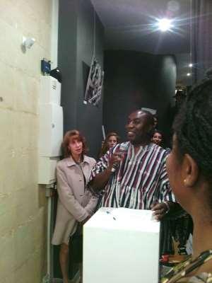 Use the Diaspora Desks in Ghana Embassies