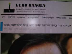 An exile letter for Bangladesh