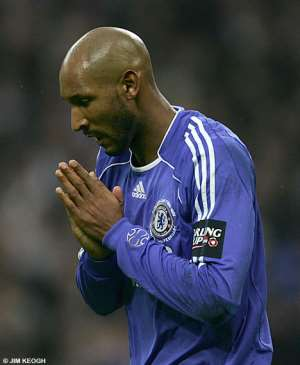 Praying for a move? Anelka                                                                                             World Cup 2010: Anelka reveals depth of French tensions