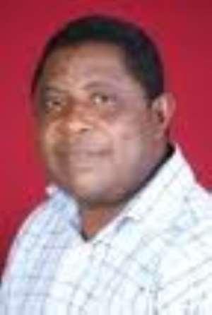 Raymond Tawiah, MP for Yilo Krobo