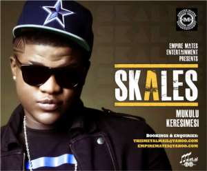 "E.M.E RAP STAR SKALES UNVEILS TWO NEW SINGLES ""MUKULU"" & ""KERESIMESI""  …. Videos to be released soon"