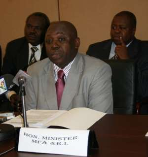 Foreign Minister harps on advantages of Regional integration